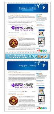 blogupp Два в одном   Теперь и BlogUpp замечен в показах двойных объявлений